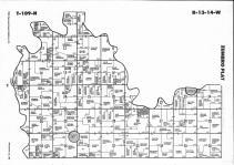 Map Image 002, Wabasha County 1992